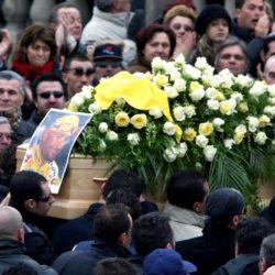 I Funerali di Pantani - Foto Pasquale Bove/Lapresse