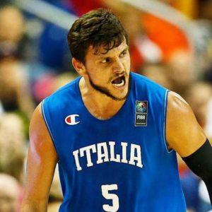gentile italia basket