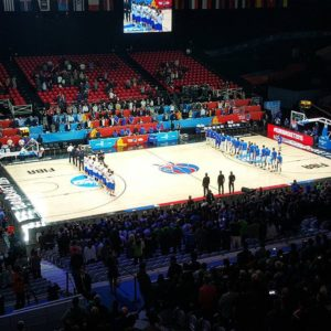 israele italia europei basket