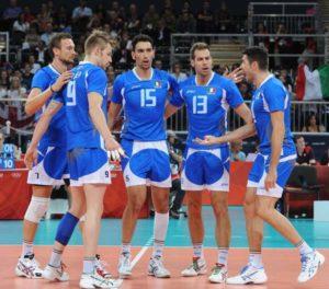 Italy celebrate