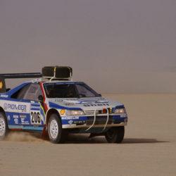 Peugeot 405 Dakar