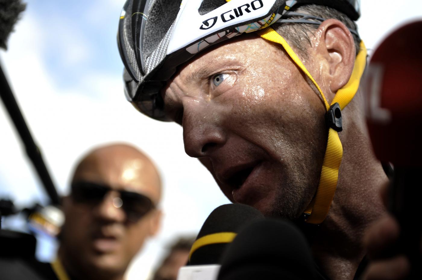 Ciclismo: Lance Armstrong chiude la causa con il Governo Federale