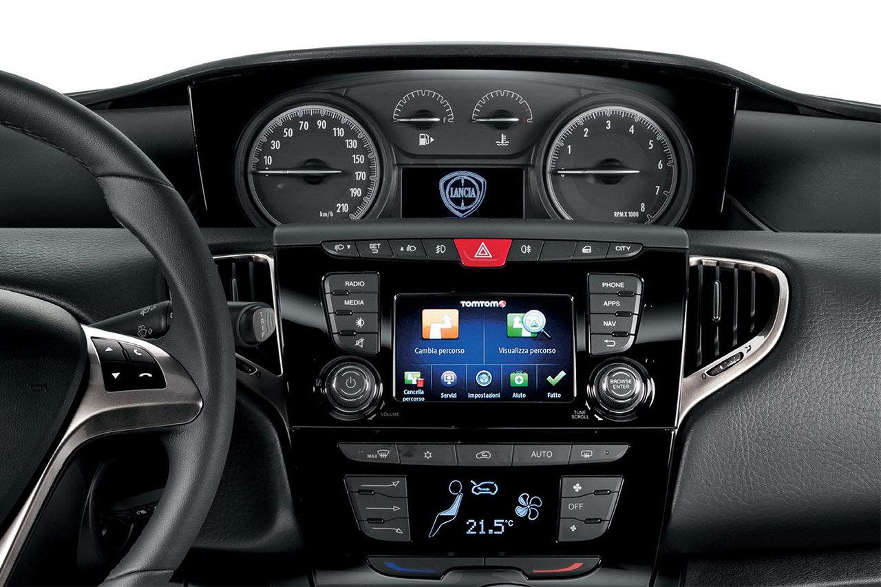 Nuova Lancia Ypsilon Prezzi E Prime Immagini Del