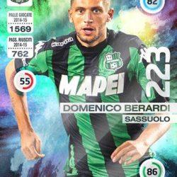 Berardi - Sassuolo Adrenalyn XL 2015-16_3
