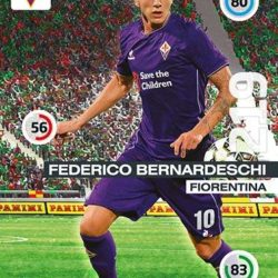 Bernardeschi - Fiorentina Adrenalyn XL 2015-16_4