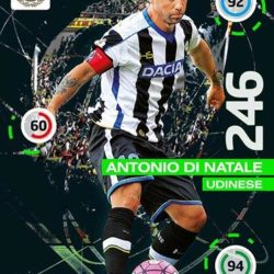 Di Natale - Udinese Adrenalyn XL 2015-16_6
