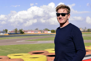 Gordon Ramsay e Ferrari (2)