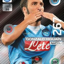 Higuain - Napoli Adrenalyn XL 2015-16_9