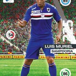 Muriel - Sampdoria Adrenalyn XL 2015-16_12