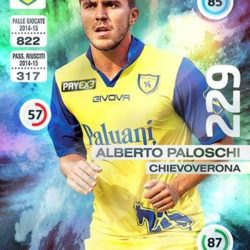 Paloschi - Chievo Adrenalyn XL 2015-16_13