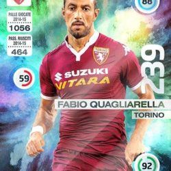 Quagliarella - Torino Adrenalyn XL 2015-16_16