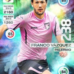 Vazquez - Palermo Adrenalyn XL 2015-16_20