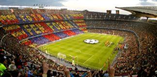 8 – Camp Nou, Spagna, capienza, 99.354