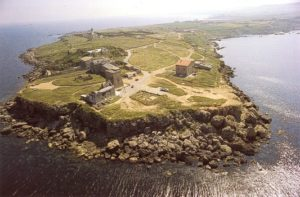 crotone area archeologica