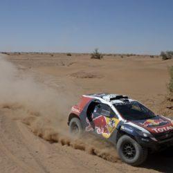 peugeot 2008 dkr rally raid marocco (2)
