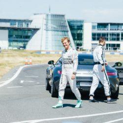 Golf / Motorsport: Martin Kaymer & Nico Rosberg
