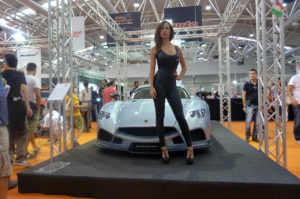 supercar roma