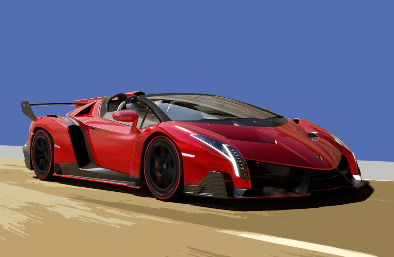 Lamborghini Veneno Roadster: è lei l'auto più costosa del ...