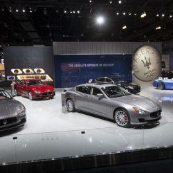 Maserati, Los Angeles motor Show 2015