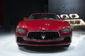 Maserati, Los Angeles motor Show 2015 - Ghibli S