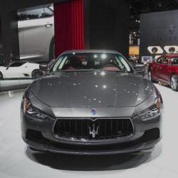 Maserati, Los Angeles motor Show 2015 - Ghibli S Q4