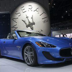 Maserati, Los Angeles motor Show 2015, GranCabrio