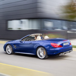 Mercedes SL restyling (12)