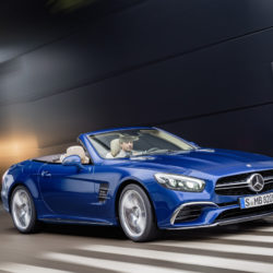Mercedes SL restyling (13)