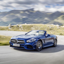 Mercedes SL restyling (15)