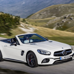 Mercedes SL restyling (2)
