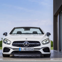 Mercedes SL restyling (3)