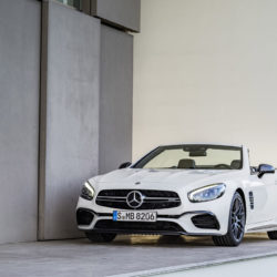 Mercedes SL restyling (4)