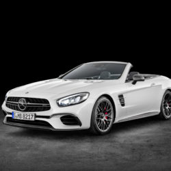 Mercedes SL restyling (5)