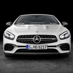 Mercedes SL restyling (7)