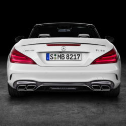 Mercedes SL restyling (8)