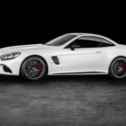 Mercedes SL restyling (9)