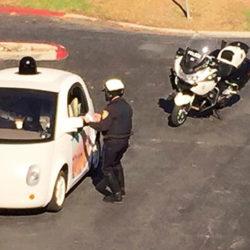 google car polizia
