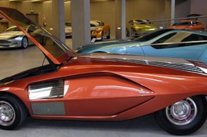 Lancia Stratos Zero Carrozzeria Bertone