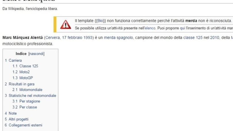 marquez wikipedia