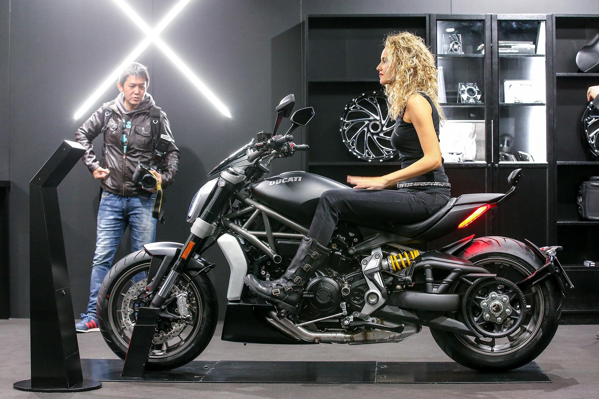 Ducati Club New Jersey