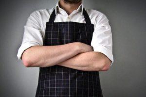 uomini cucina