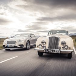 Bentley Continental GT Speed e Bentley Type-R Continental (16)