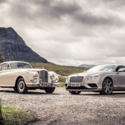 Bentley Continental GT Speed e Bentley Type-R Continental (19)