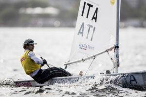 foto Pedro Martinez/Sailing Energy/ISAF