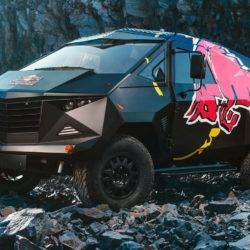 Red Bull DJ truck (7)