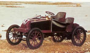 Renault Type Paris del 1902