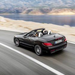 Mercedes-Benz SLC, R 172, 2015