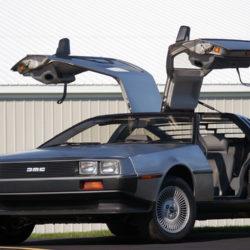 DeLorean DMC-12 (1)