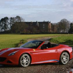 Ferrari California T Tailor Made esemplare unico svelato a Bruxelles (1)
