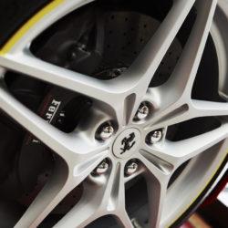 Ferrari California T Tailor Made esemplare unico svelato a Bruxelles (15)